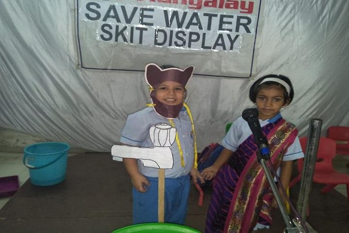 Tapovan Vidhyalay-Save Water Skit