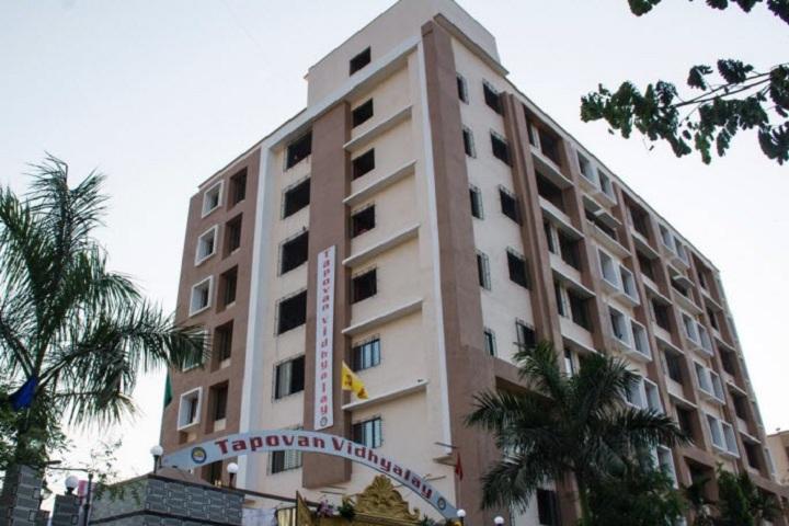 Tapovan Vidhyalay-School View