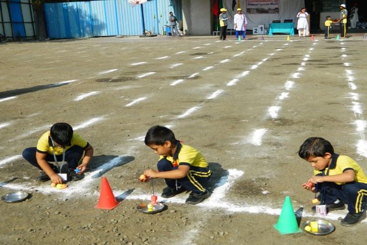 Tapovan Vidhyalay-Sports Day