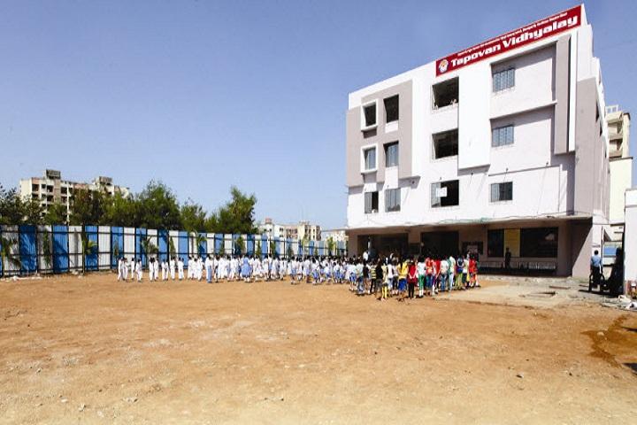 Tapovan Vidhyalay-Sports Ground