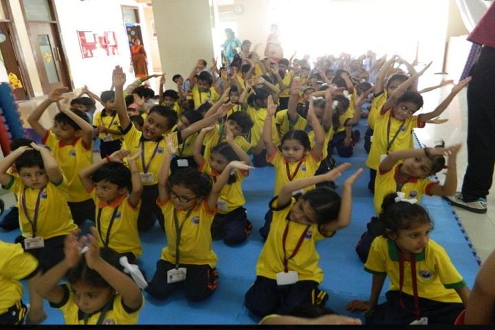 Tapovan Vidhyalay-Yoga Day