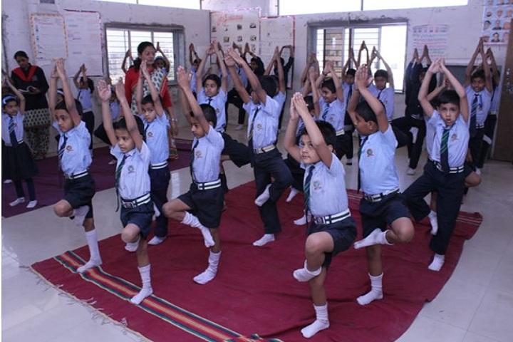 Tapti Public School-Activity Class