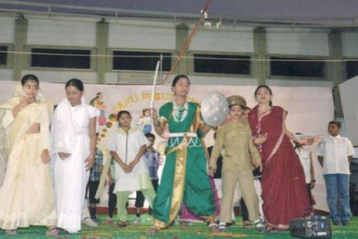 Tapti Public School-Annual Gathering