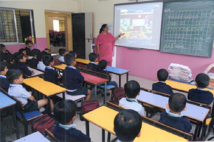 Tapti Public School-ClassRoom View