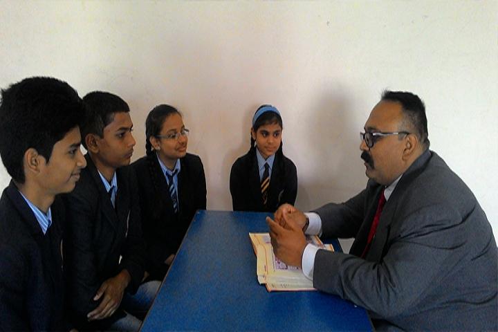 Tapti Public School-Conselling