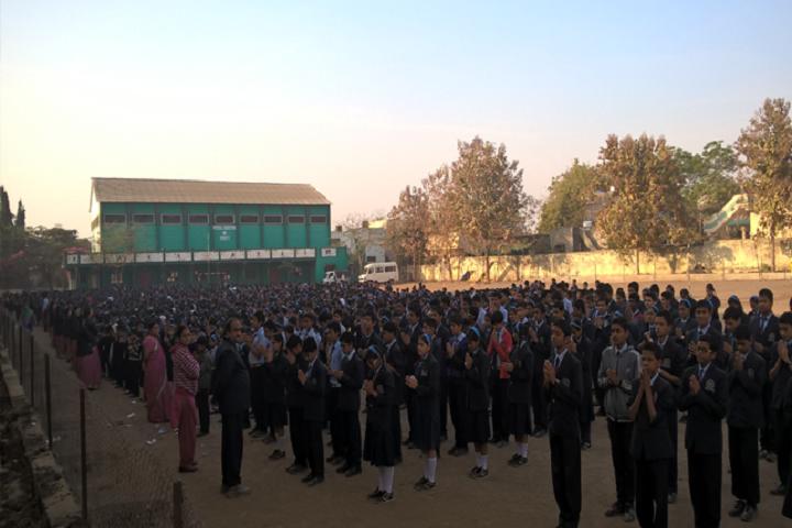 Tapti Public School-Ground View