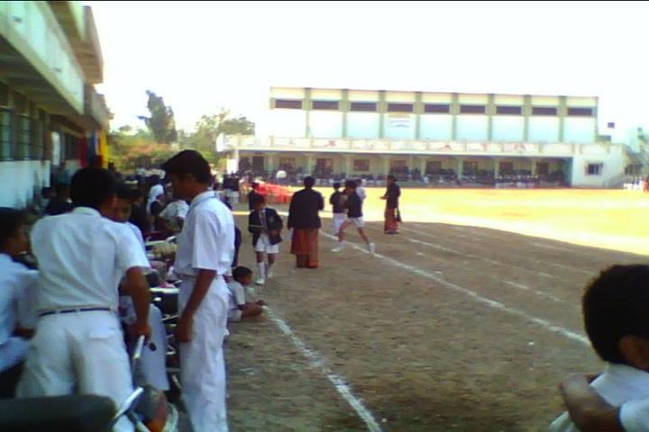 Tapti Public School-Ground