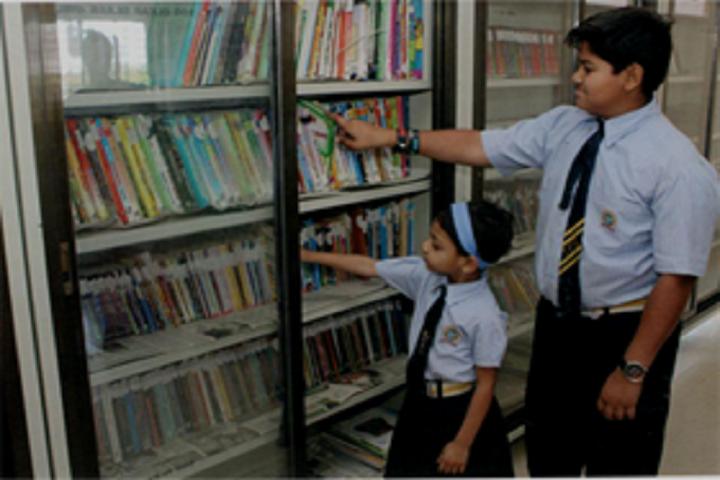 Tapti Public School-Library