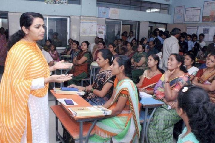Tapti Public School-Parent Teacher Interaction