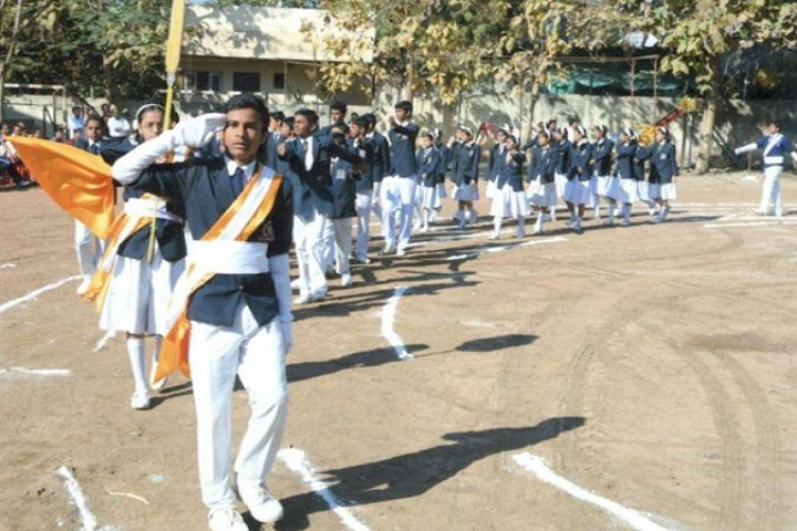 Tapti Public School-Scouts
