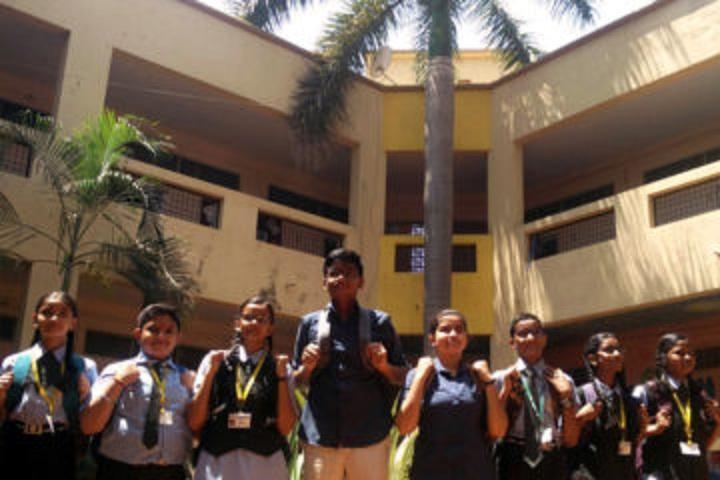 Teens World Corporate School-Campus View