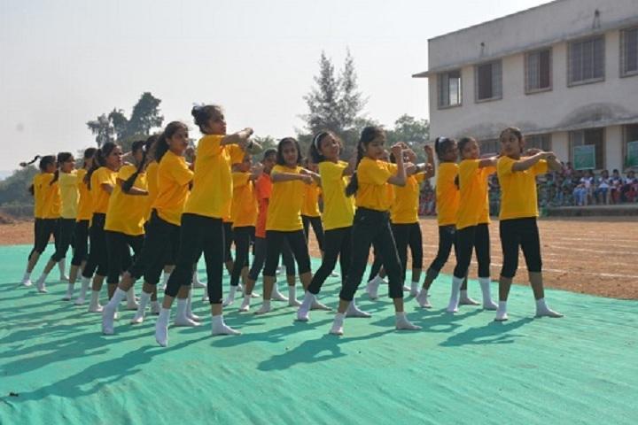 Teens World Corporate School-Sports Meet