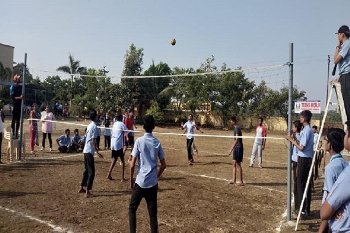 Teens World Corporate School-Sports