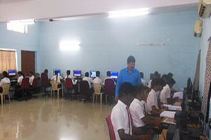 The Aditya Birla Public School-Computer Lab