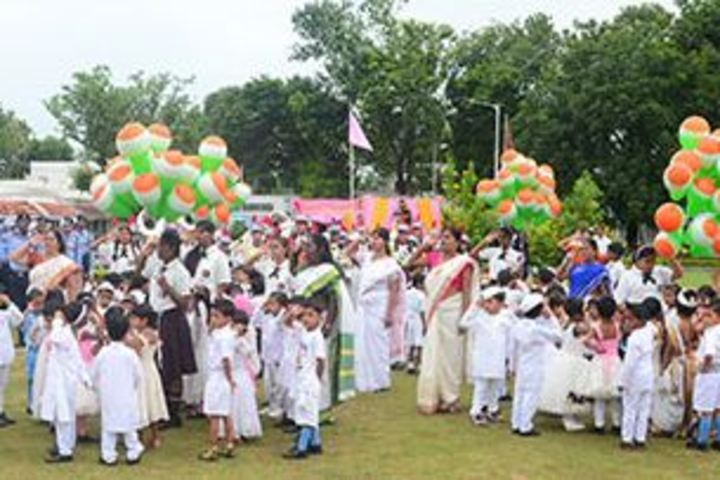 The Aditya Birla Public School-Independence Day Celebrations