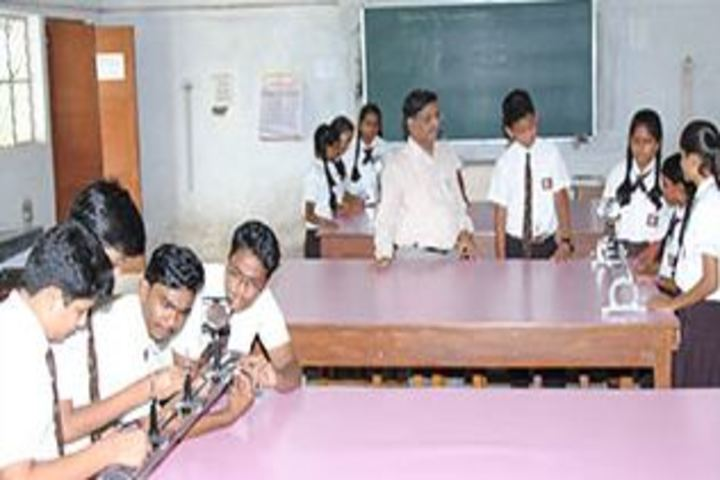 The Aditya Birla Public School-Physics Lab