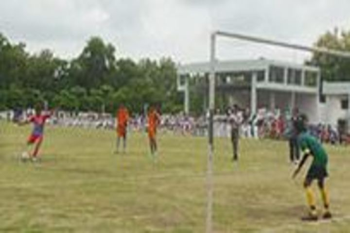 The Aditya Birla Public School-Play Ground