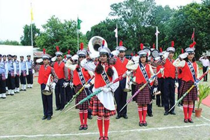 The Aditya Birla Public School-School Band