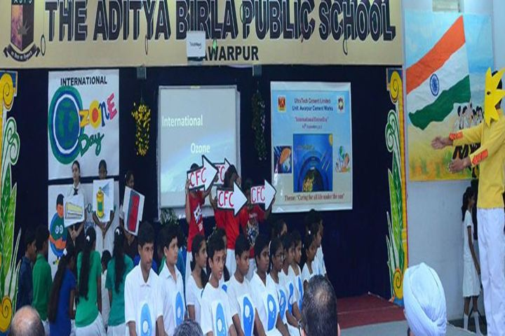 The Aditya Birla Public School-Skit