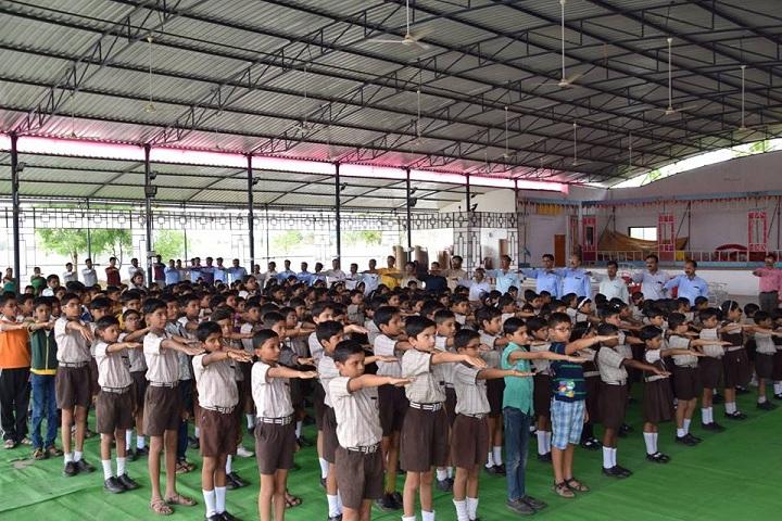 The Chikhli Urban Vidyaniketan-Assembly