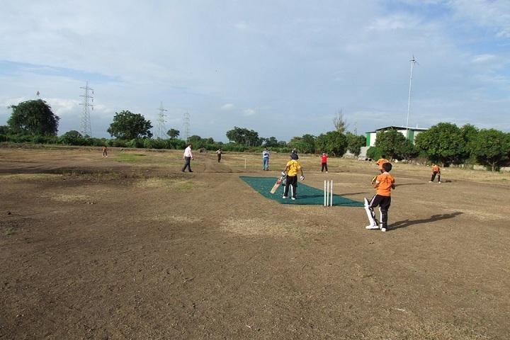 The Chikhli Urban Vidyaniketan-Sports