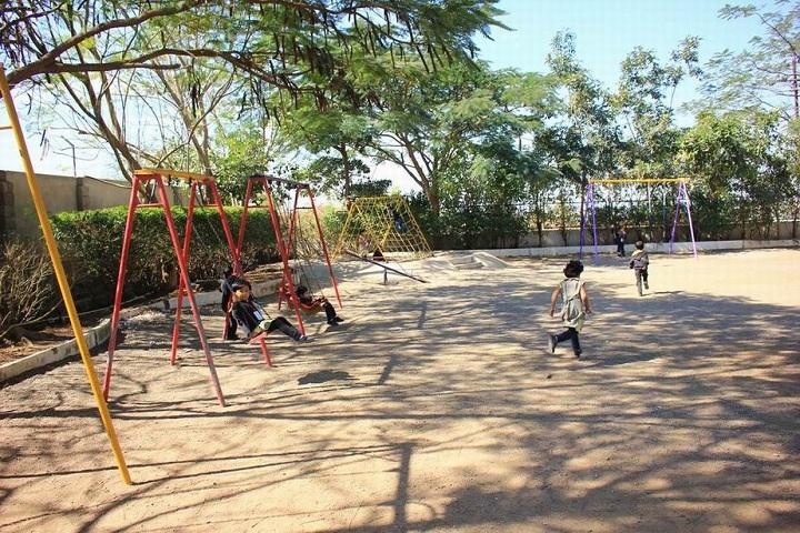 The Dwarka School-Play Area