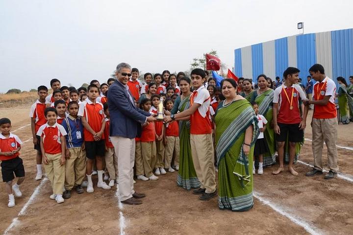 The Dwarka School-Reward Presentation