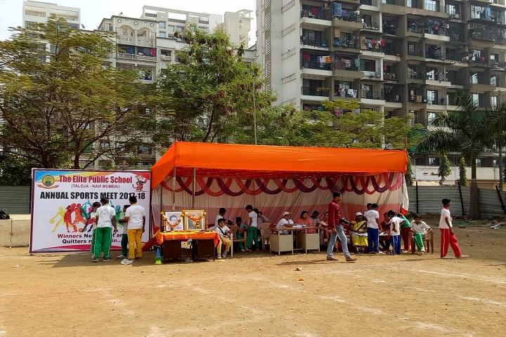 The Elite Public School-Annual Sports Meet