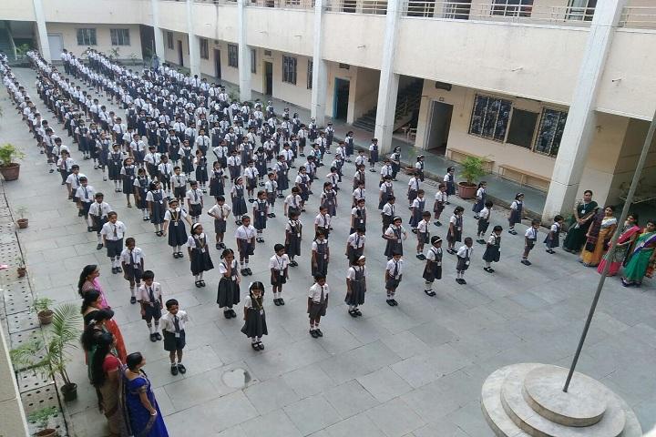 The Elite Public School-Assembly