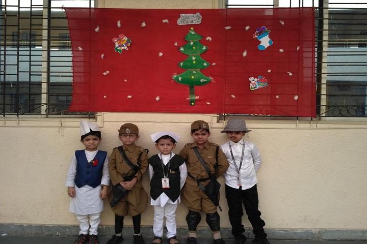 The Elite Public School-Christmas Day Celebrations