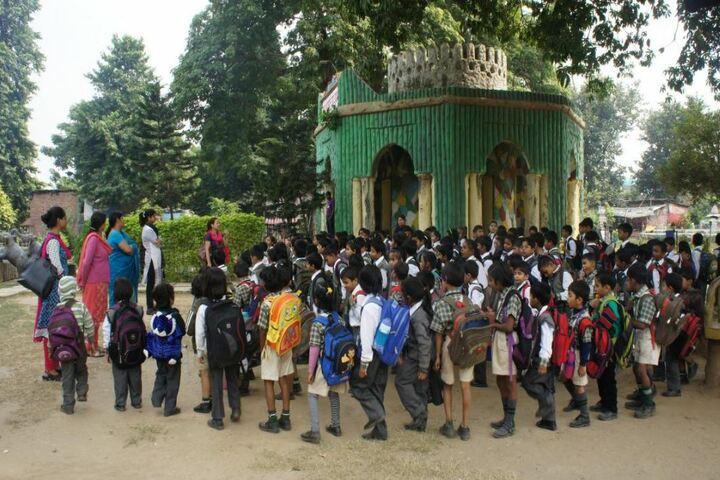 Delhi Public School-Picnic