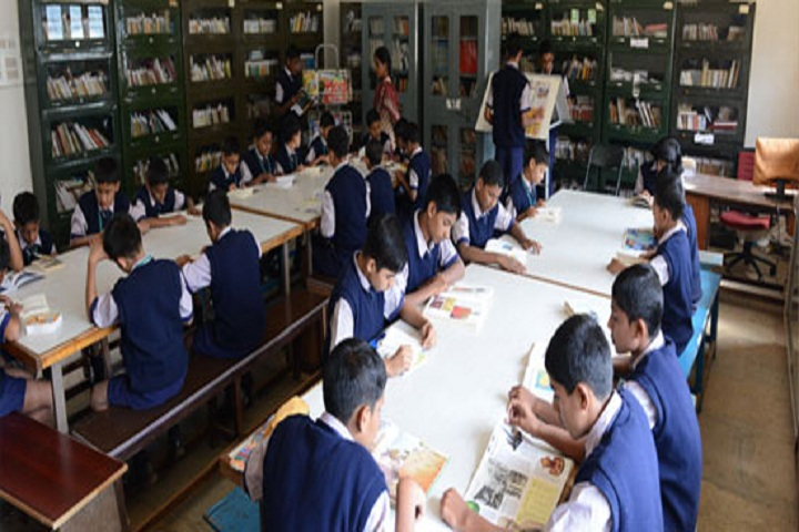 The Greenfingers School-Library