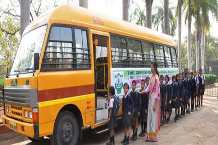 The Greenfingers School-School-Bus