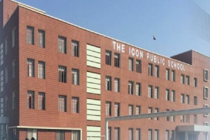 The Icon Public School-Campus View