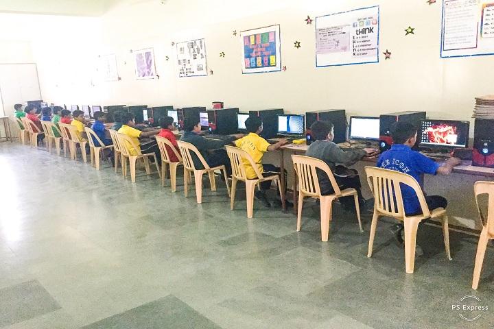 The Icon Public School-Computer Lab