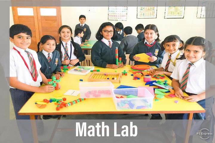 The Icon Public School-Maths Lab