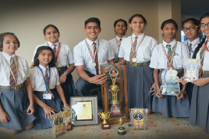 The Icon Public School-Reward Presentation