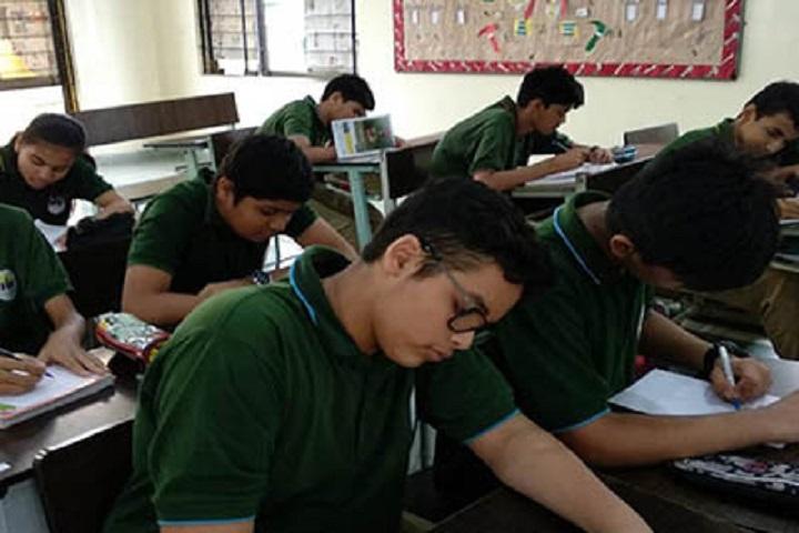 The Jain International School-Essay Writing Competition