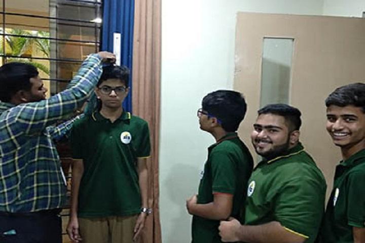 The Jain International School-Health Checkup