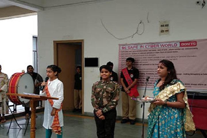 The Jain International School-Singing