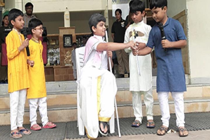 The Jain International School-Skit