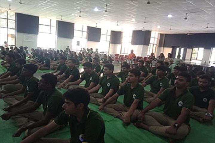 The Jain International School-Yoga
