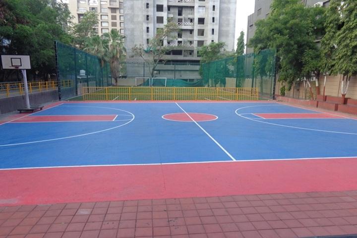 The Lexicon International School Kalyaninagar-Basketball Court