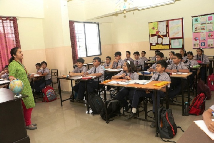 The Lexicon International School Kalyaninagar-Classroom View