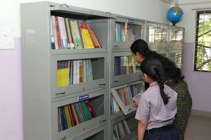 The Lexicon International School Kalyaninagar-Library View