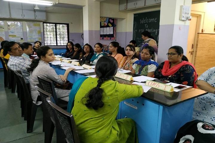 The Lexicon International School Kalyaninagar-PTA Meeting View