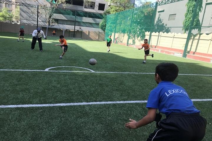 The Lexicon International School Kalyaninagar-Playground