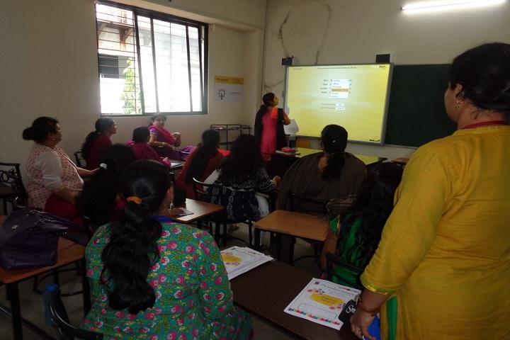 The Lexicon International School Kalyaninagar-Smart Classes