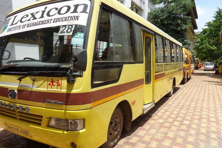 The Lexicon International School Kalyaninagar-Transport Facility