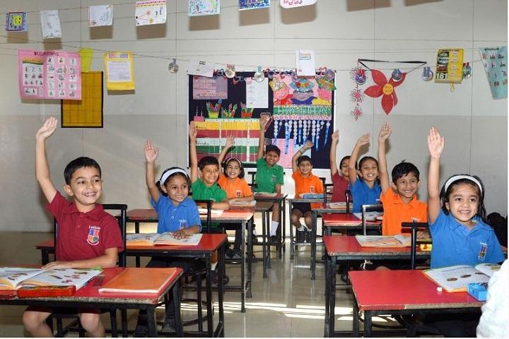 The Lexicon School-Classroom View